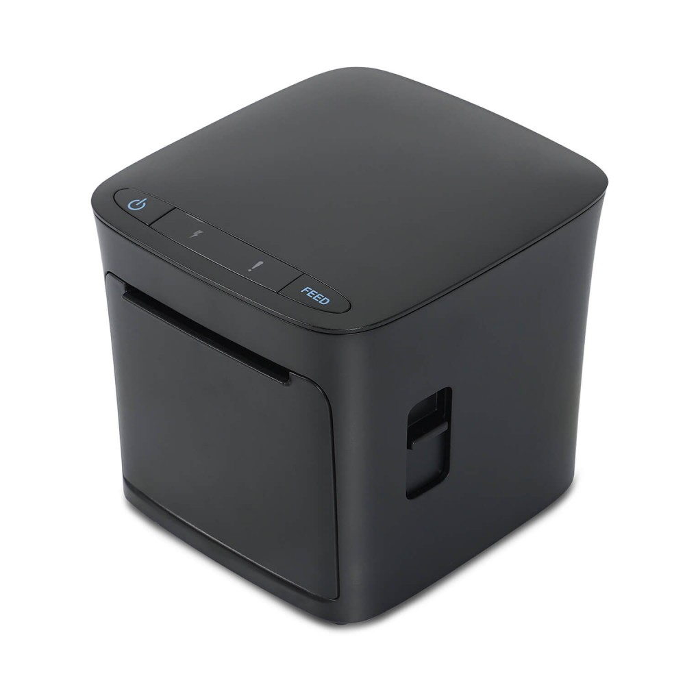 MPRINT F91 RS232 USB Ethernet Black