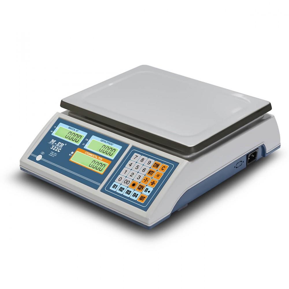 M-ER 322 AC-15.2 «Ibby» LCD