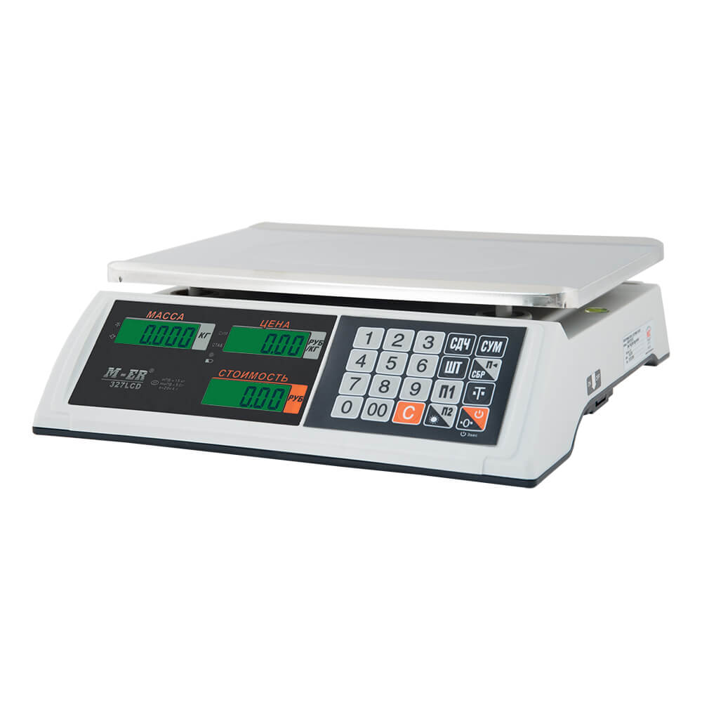 M-ER 327 AC-15.2 «Ceed» LCD Белые