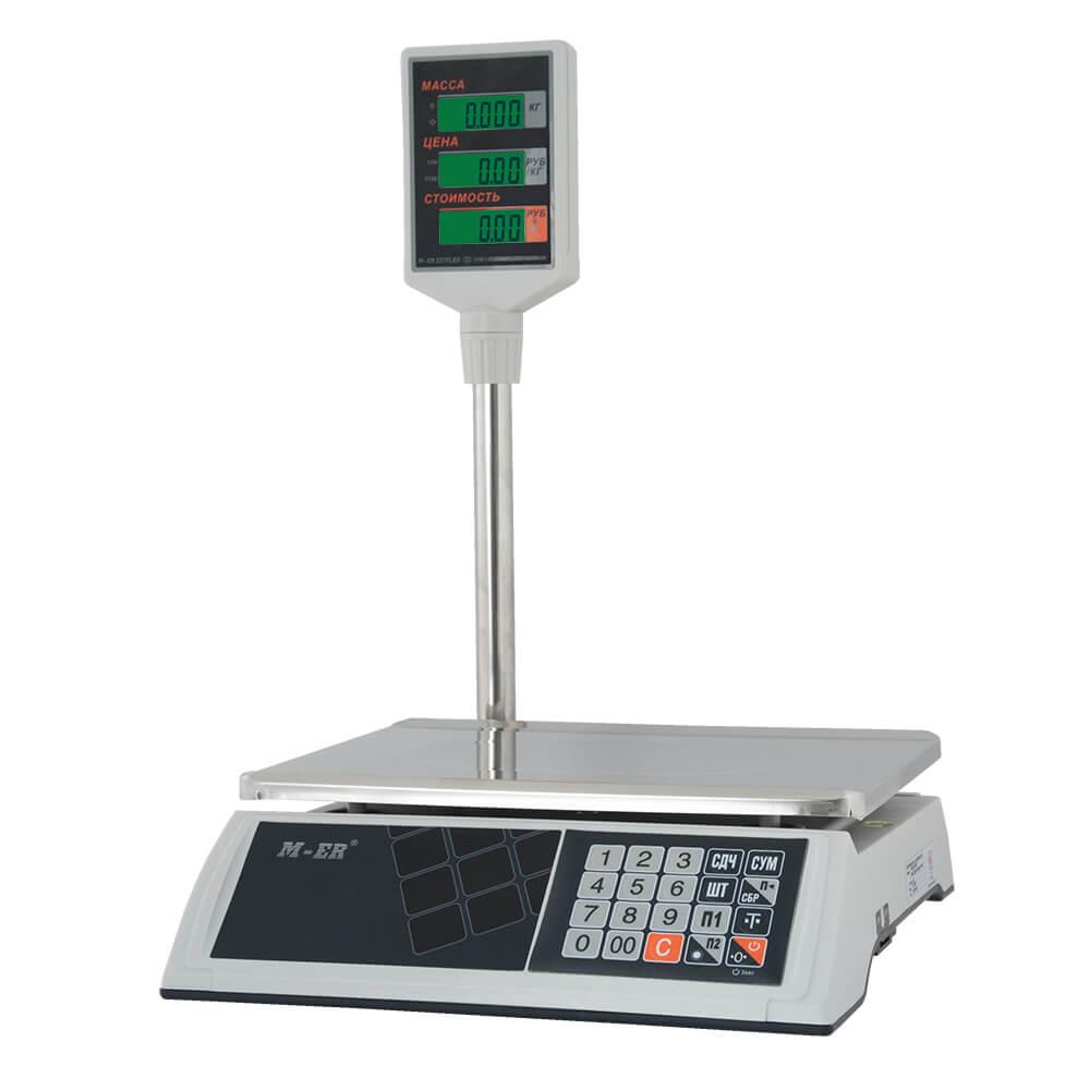 M-ER 327 ACP-32.5 «Ceed» LCD Белые