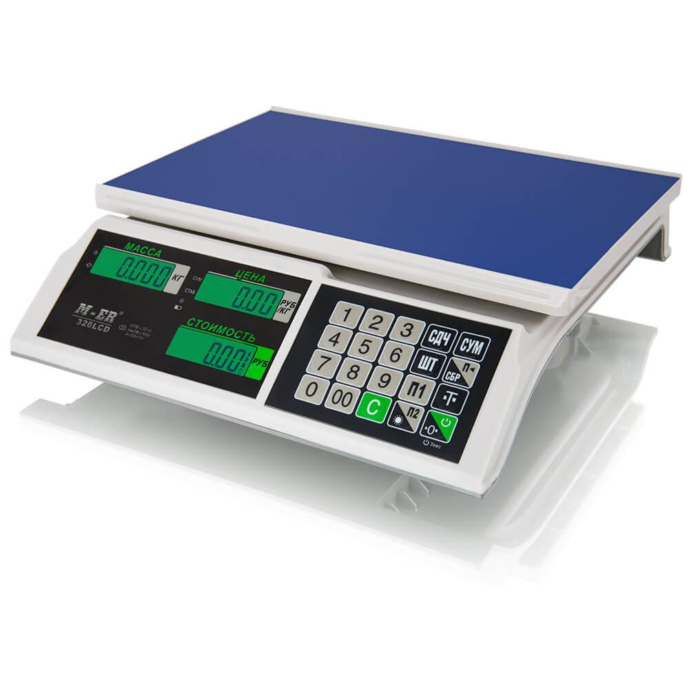 M-ER 326 AC-32.5 «Slim» LCD белые