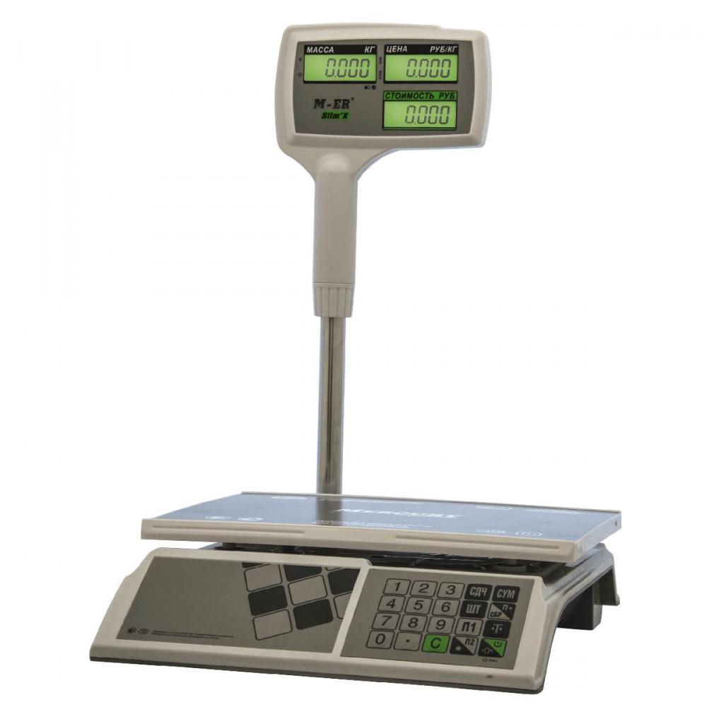 M-ER 326 ACPX-15.2 «Slim'X» LCD Белые