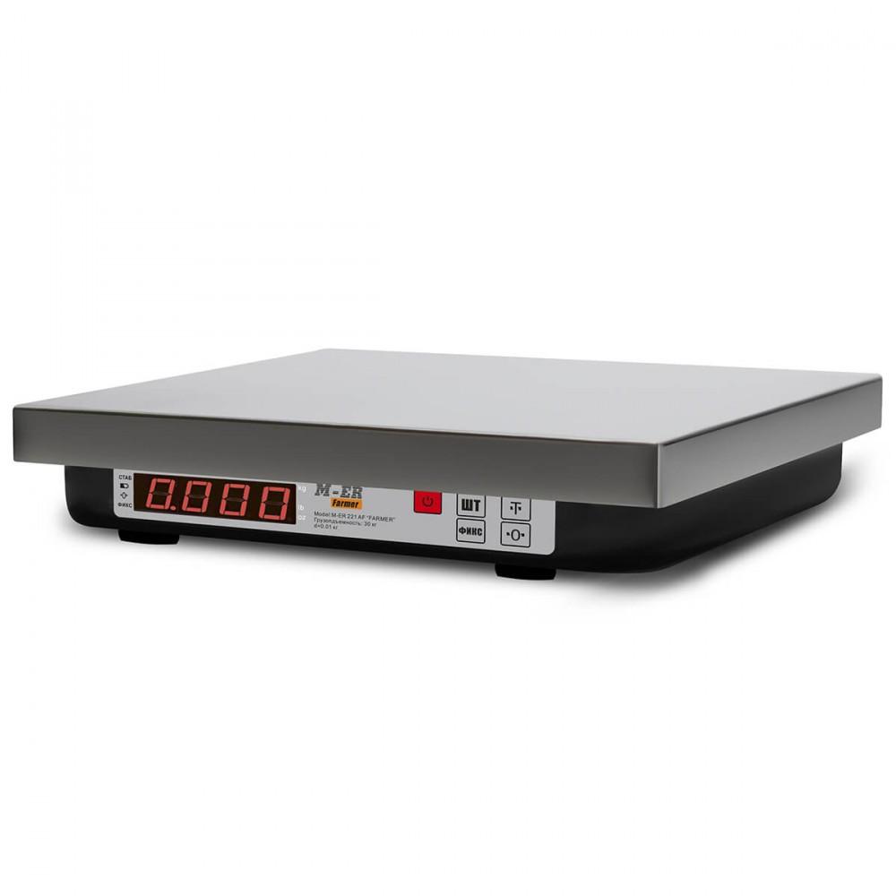 M-ER 221 F-15.2 «Install» RS-232 и USB