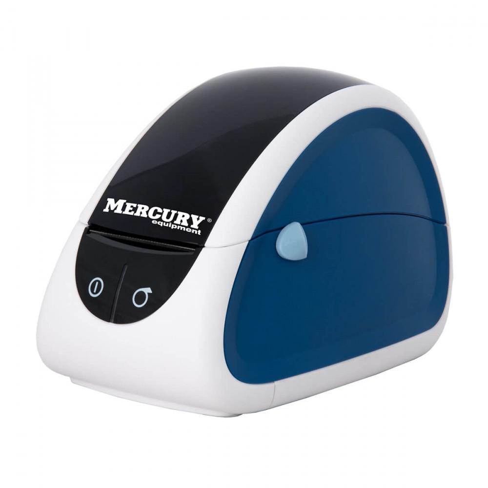 Термопринтер MPRINT LP58 EVA RS232-USB White & blue