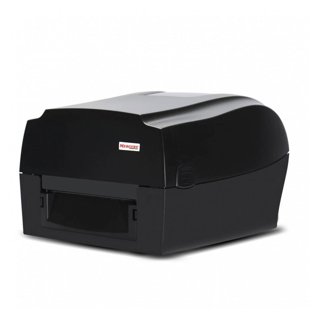 Термотрансферный принтер этикеток MPRINT TLP300 TERRA NOVA USB RS232 Ethernet Black